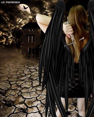Fallen Angel by devilzsangel