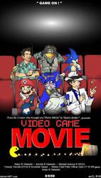 Video Game Movie by wolfjedisamuel