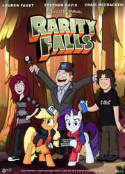 Rarity Falls by wolfjedisamuel