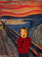 Makualy Scream by wolfjedisamuel
