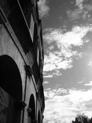 Colosseum black+white by traner