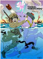 marine soldier by KaneoyaSachiko
