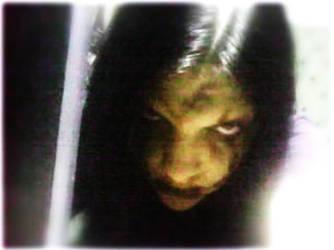 Me as a zombie by Foxy-Ruvik