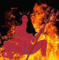 Devil Girl by 2dresq