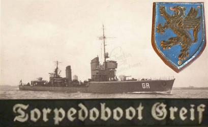 Torpedoboot Grief artwork by 2dresq