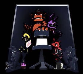 FNaF: Are You Ready? by animon