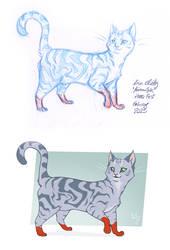 PotterFest 2015, Cat Commission by animon