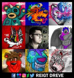 Artvsartist by ReigTDreve