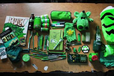 Cosas Verdes by ReigTDreve