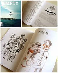 Empty magazine by perfectnoseclub