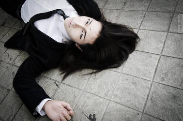 Tseng -  Never Return Alive by KenkenTiger