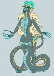 Dragon Lady by Stevan29