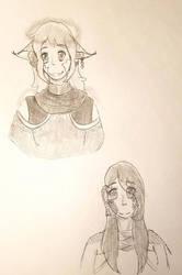 Tierza and Duman {Com} by Firefoxgirl96