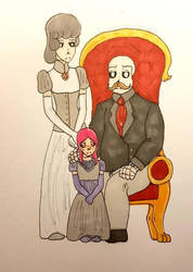 Katarinas Family picture by Firefoxgirl96