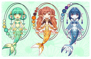 Adoptable Batch 10 [Open 1/3] by D-Liwca