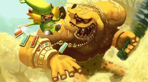 Zelda by thurZ