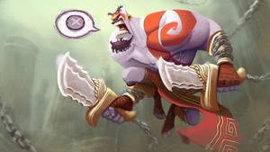 Kratos by thurZ