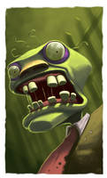 Plants vs. Zombies by thurZ