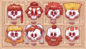 Skull Fighter 2 by thurZ