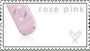 PSP Stamp - Rose Pink by hatenaki-yume