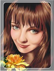 Portrait Alisa by Alexxxx1