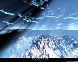 Blue Rays : Advanced by Indigo2005