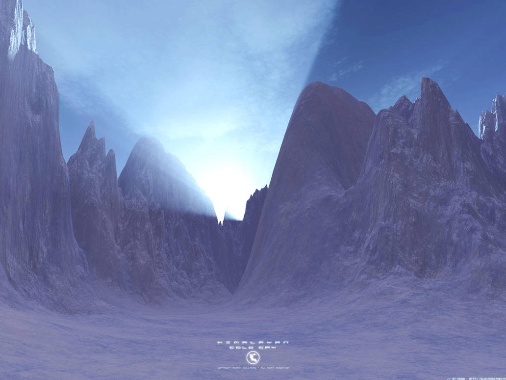 Himalayan Cold Day by Indigo2005