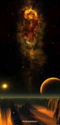 Space Exponential by Indigo2005