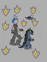 Shield  by JTLDrago94