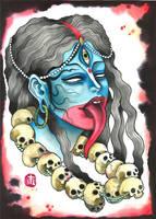 Kali by tot3mica