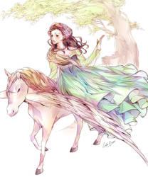 Contest - Rosgladia Maia by CeryliaRectris