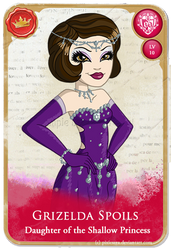 EAH: Grizelda Card by pixiesera