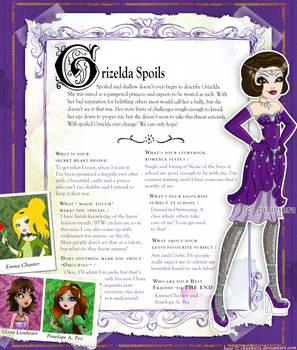 EAH: Grizelda Spoils Bio by pixiesera
