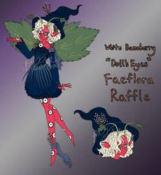 Spooky Faeflora Raffle Prize (CLOSED!) by pixiesera