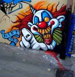 Clown'n by RietOne
