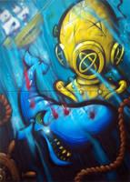 Into the Deep by RietOne