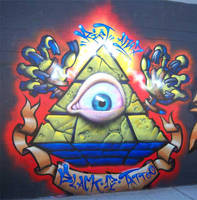The Eye Of Rha by RietOne