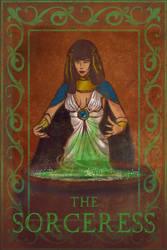 The Sorceress by Le-Artist-Boheme