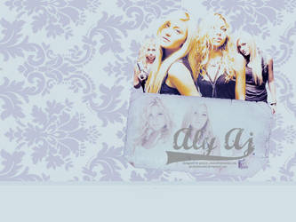 Aly and Aj by peytonsworld