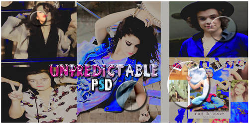 Unpredictable~PSD by ThomasDhawter