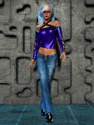 Crystal - RDI by LillianaLequela