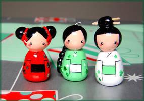 Little Geisha II by janeybaby