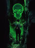 Pestilence, the green horsemen by Sebiss