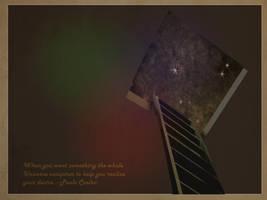 Minimalistic wallpaper by Stanky991