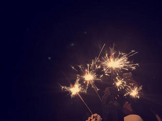 Sparklers  by anamarie808