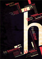 Typographic Horizons by shoelesspeacock