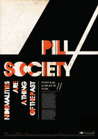 Pill Society by shoelesspeacock