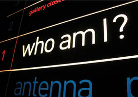 Who am I by shoelesspeacock