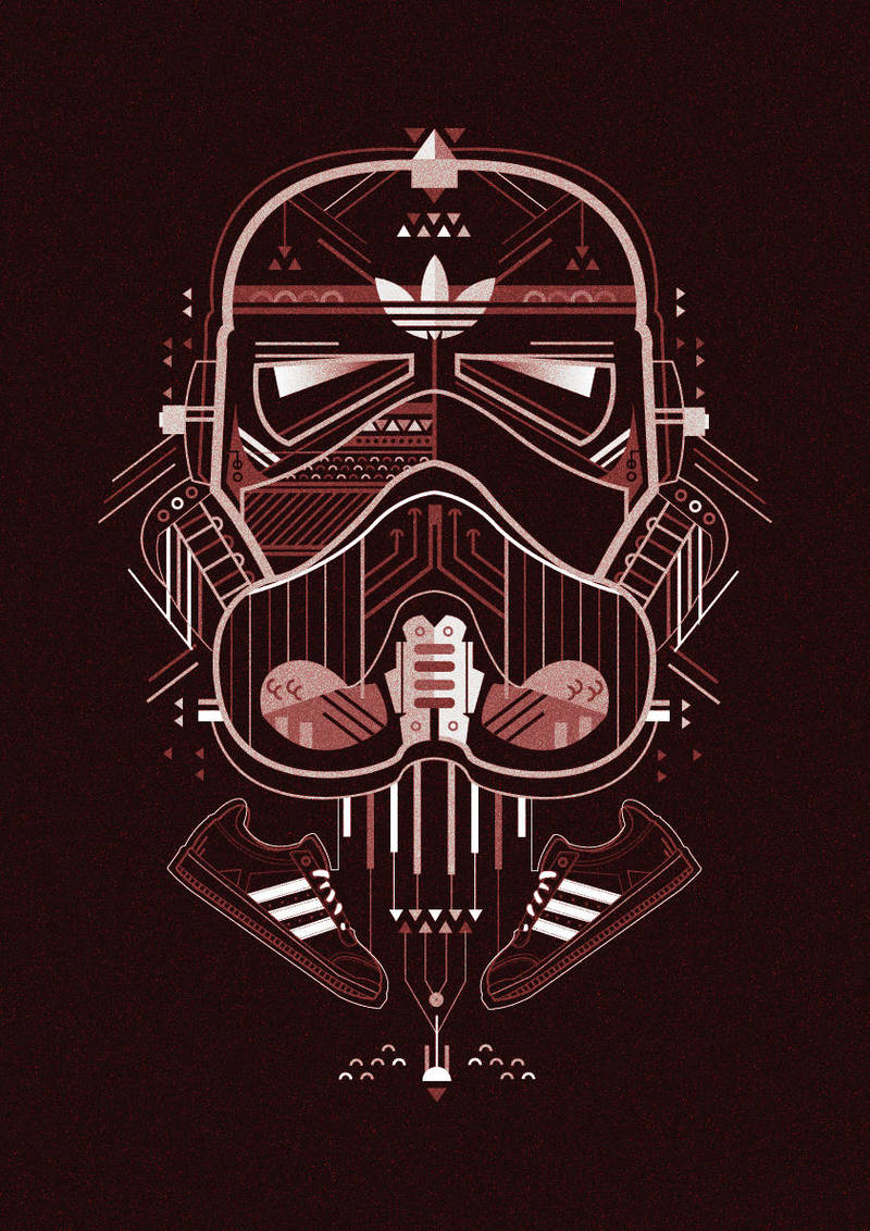 Stormtrooper by shoelesspeacock