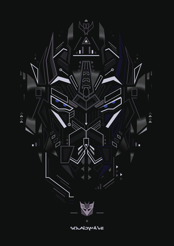 Soundwave by shoelesspeacock